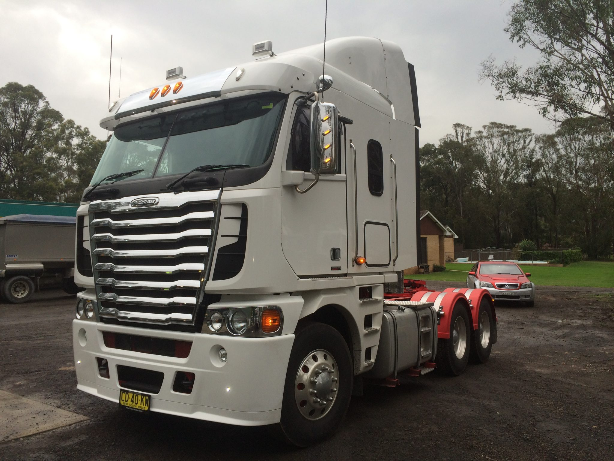 Truck repair services in Ingleburn