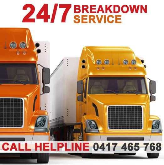 Truck Breakdown Service