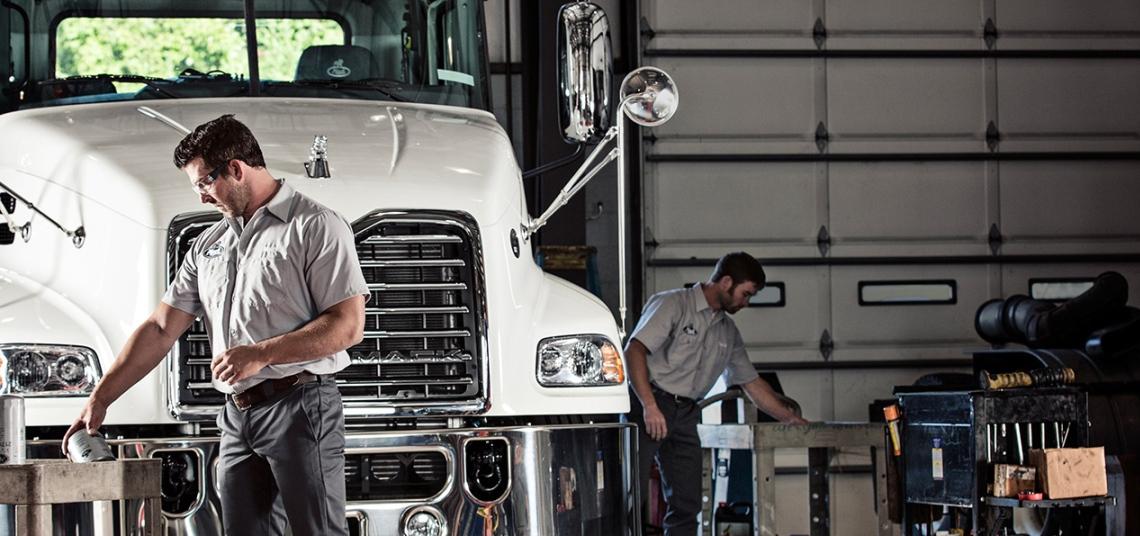 truck Diagnosis and Repairs