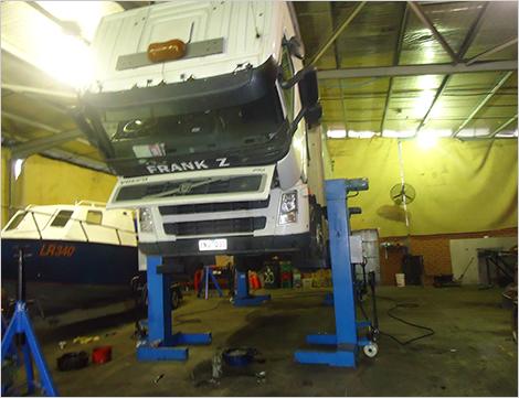 best truck mechanics in Liverpool