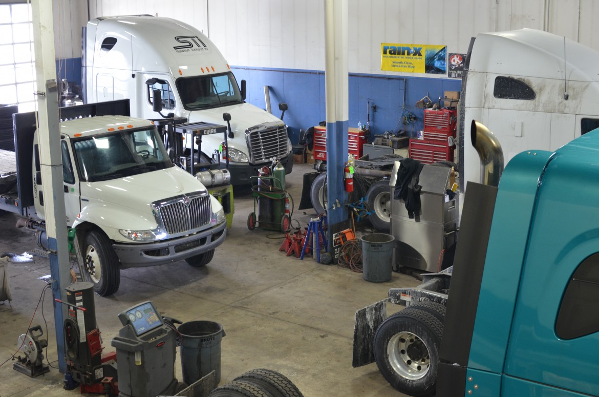 Truck Mechanical and Repair Specialist