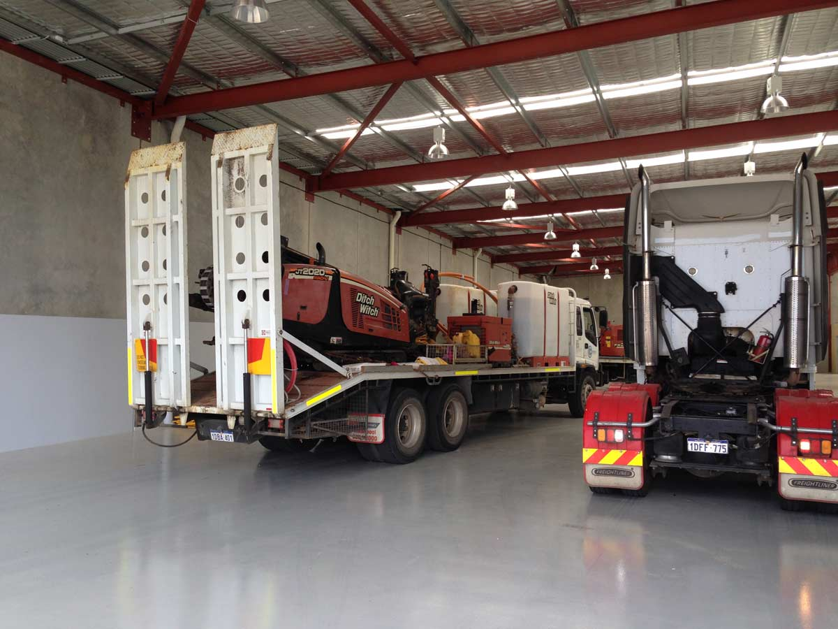 electrical work for Heavy vehicles