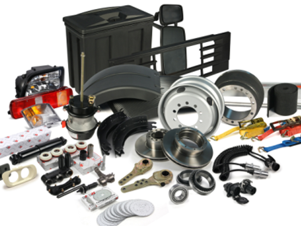 Where to buy spare parts for truck 56